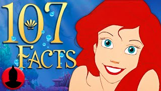 Download 107 The Little Mermaid Facts - (ToonedUp #180) | ChannelFrederator Video