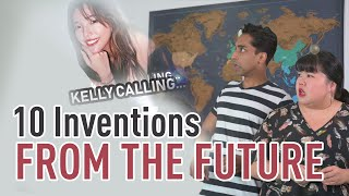 Download 10 Inventions From The Future Video