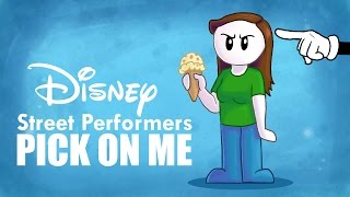 Download DISNEY STREET PERFORMERS PICK ON ME! Video