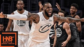 Download Team LeBron vs Team Stephen Full Game Highlights / Feb 18 / 2018 NBA All-Star Game Video