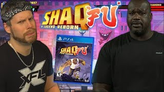 Download SHAQ MADE ME PLAY HIS GAME! SHAQ FU A LEGEND REBORN Video