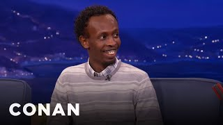 Download Barkhad Abdi Loved Working With Tom Hanks Video