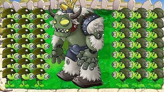 Download Gatling Pea vs Dr. Zomboss Epic Hack Plants vs Zombies Video