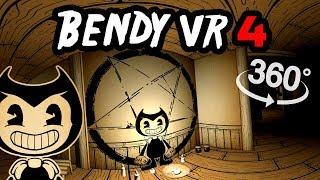 Download Bendy VR 360 #4: Devil's Den - Horror Video Video