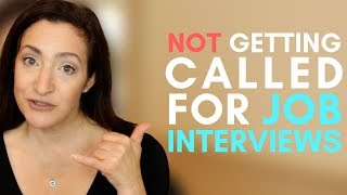 Download #1 Reason You're Not Getting Called For Job Interviews Video