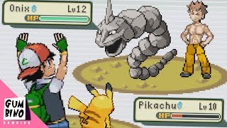 Download What REALLY happens in Pokemon - episode 5 (3/3) Ash vs Brock Video