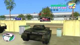 Download The Rhino Tank - Steal it like a Man - Keep it Forever GTA VC Video