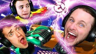 Download NEW DROP SHOT | Rocket League | Ketchup Challenge!! Video