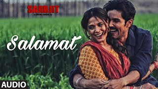 Download Salamat Full Song | SARBJIT | Randeep Hooda, Richa Chadda | Arijit Singh, Tulsi Kumar, Amaal Mallik Video