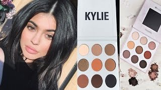 Download Kylie Jenner STOLE Kyshadow Palette From YouTuber? Video