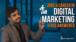 Download Digital Marketing Jobs   Career   Courses   Salary   Growth   Future - Question & Answer Format Video