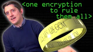 Download One Encryption Standard to Rule Them All! - Computerphile Video