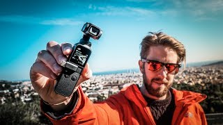 Download DJI OSMO POCKET REVIEW - THE GAME HAS CHANGED Video