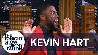 Download Kevin Hart Took a Nasty Fall Doing His Heel-Toe Hop Dance at a Wedding Video