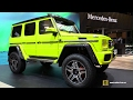 Download 2017 Mercedes G550 4x4 Squared - Exterior and Interior Walkaround - 2017 Toronto Auto Show Video