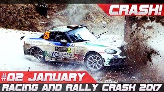 Download Racing and Rally Crash Compilation Week 2 January 2017 Monte Carlo Special Video