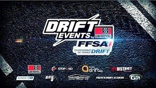 Download #2016 Round 1 - Nogaro - Championnat de France de Drift - TOP 16 Video