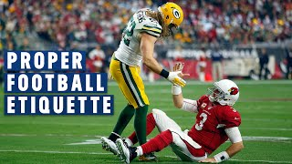 Download Proper Football Etiquette: Please & Thank You Goes a Long Way | NFL Films Presents Video