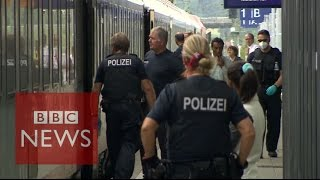 Download This is how Germany polices its borders - BBC News Video