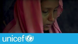Download Family killed & married at 13 - reality for Rohingya refugees   UNICEF Video