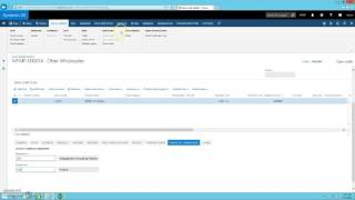 Download The New Microsoft Dynamics AX (AX7) - Sales Order to Cash Process Video