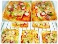 Download เมนูอาหารเช้าง่ายๆ ″ พิซซ่าขนมปัง ″ ใช้ได้เลยทีเดียว Video