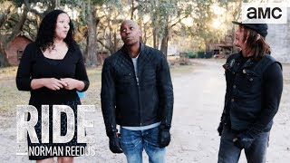 Download 'St. Helena Island, S.C. with Dave Chappelle' Talked About Scene Ep. 202 | Ride With Norman Reedus Video