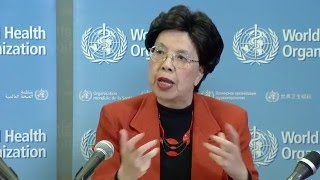 Download WHO: Press Conference - 01 FEB 2016 - Zika virus, microcephaly, Guillian-Barré syndrome Video