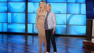 Download Ellen Keeps Up with the Best Kardashian Moments Video