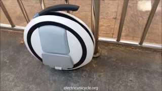 Download Ninebot One electric unicycle - First impression (brief) Video