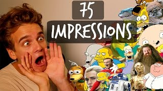 Download 75 IMPRESSIONS IN 5 MINUTES! Video