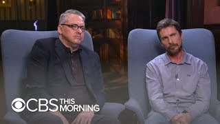 Download Christian Bale and Adam McKay talk ″Vice,″ Dick Cheney's rise to power Video