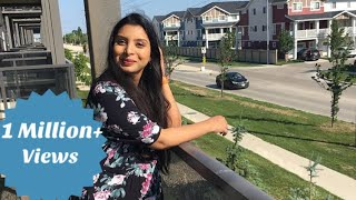 Download Apartment Tour Canada| How much a basic apartment cost in canada| Canada Couple Video