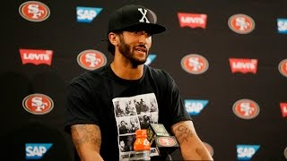 Download What Colin Kaepernick recently said will blow your mind!!!! Video