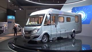 Download A brand new Hymer for 2018! B708SL motorhome review Video