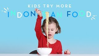 Download More Indonesian Foods   Kids Try   HiHo Kids Video