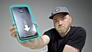 Download What Makes The Moto Z2 Force So Special? Video