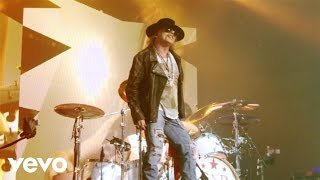 Download Guns N' Roses - Welcome To The Jungle (Live) Video
