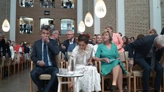 Download Åbning af Kronprins Frederik Center for Offentlig Ledelse 23. maj 2018 Video