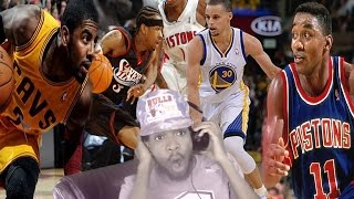 Download WOAH ROSE NOT JORDAN!?? NBA BEST BALL HANDLER EVER BY TEAM REACTION Video