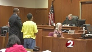 Download Courtroom outburst after teen sentenced Video