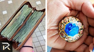 Download 10 Extremely Lucky Finds That Made People Rich In Thrift Shops Video