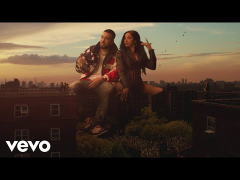 French Montana - Writing on the Wall ft. Post Malone, Cardi B, Rvssian