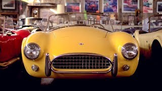 Download Is This The Most Awesome Private Garage Ever? Meet Mr Cobra - Carfection Video