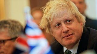 Download UK-EU rift widens as Boris Johnson snubs Trump meeting Video