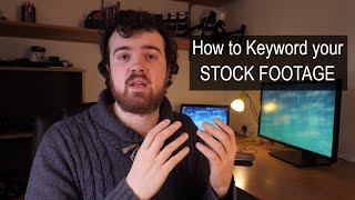 Download STOCK FOOTAGE - How To KEYWORD Your VIDEOS! Video