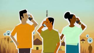 Download Listening to Africa: A New Way to Gather Data Using Mobile Phones Video