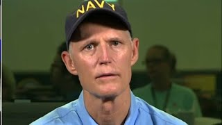 Download Florida Gov. Rick Scott on ″search and rescue″ after Hurricane Michael Video