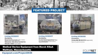 Download Medical Device Equipment from Merck KGaA Video