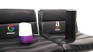 Download Google Home vs. Amazon Echo: The Interview Video